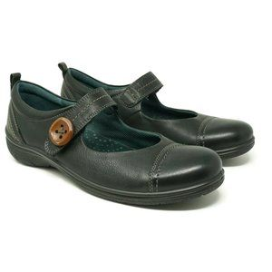 Ecco Womens Clay Casual Mary Jane Loafers Size 41
